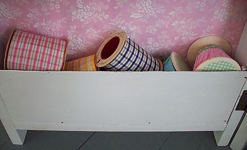 Ribbon compartment