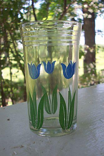 Blue swig
