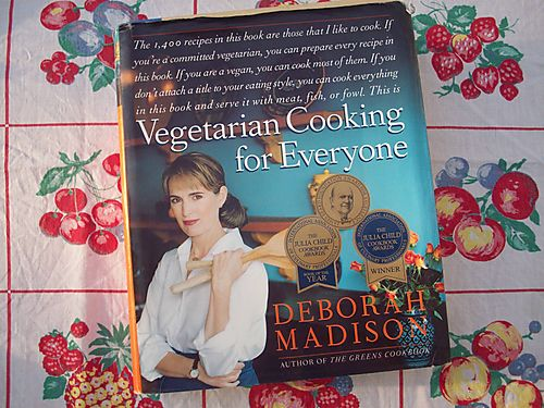 Veg cookbook