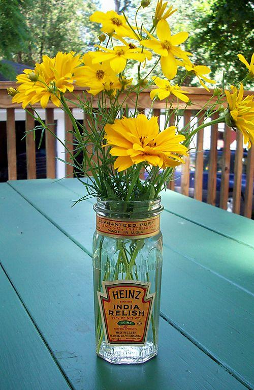Heinz w flowers