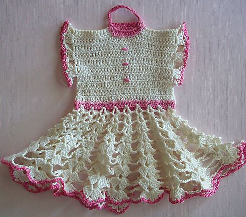 Dress potholder