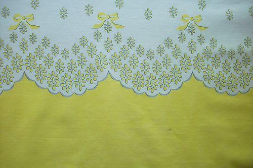 Fabric w spot
