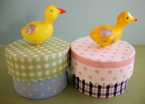 Picks ducks