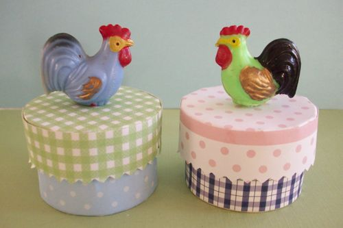 Picks roosters