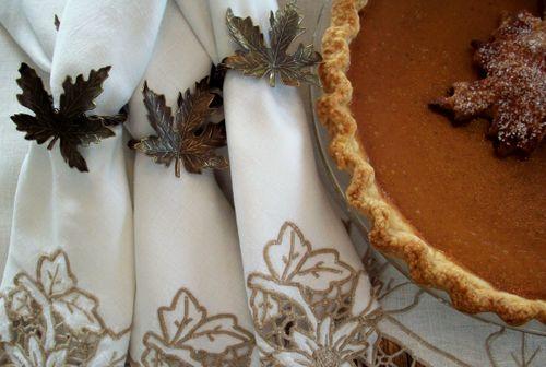 Pie leaf