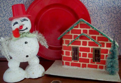 Village brick house 2