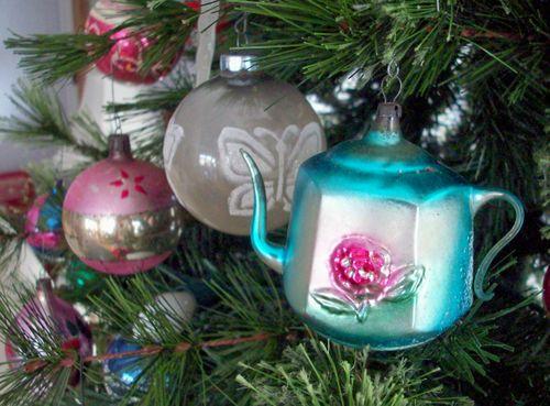 Tree teapot