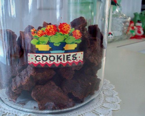 Cookie jar 1