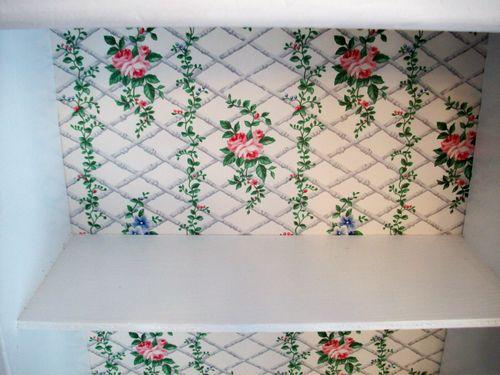Chest wallpaper closeup