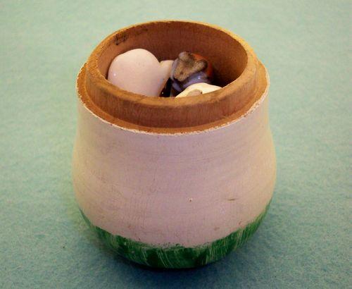 Mushroom inside