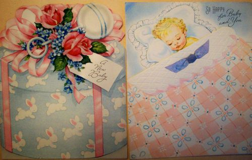 Baby cards 3