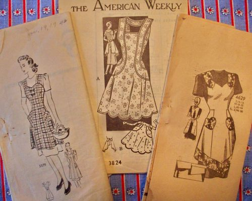 All aprons