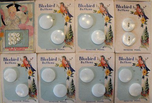Bluebird buttons rows