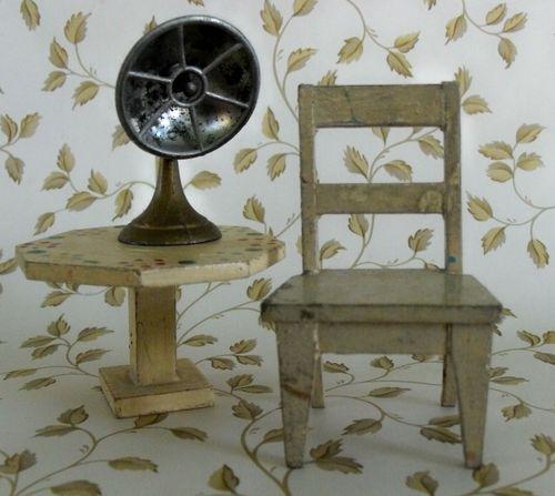 Chair w fan