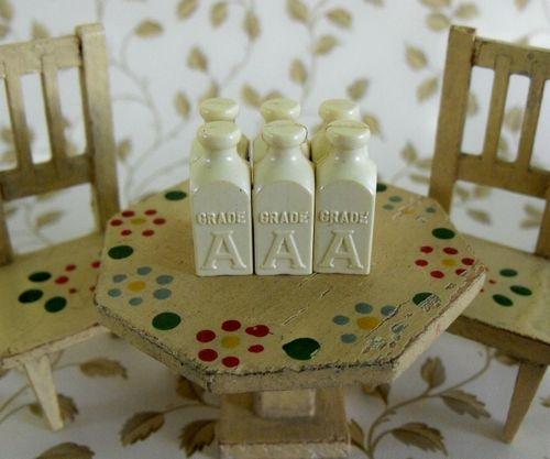 Chair w milk