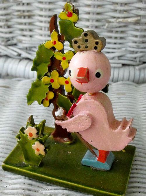 Handmade chick