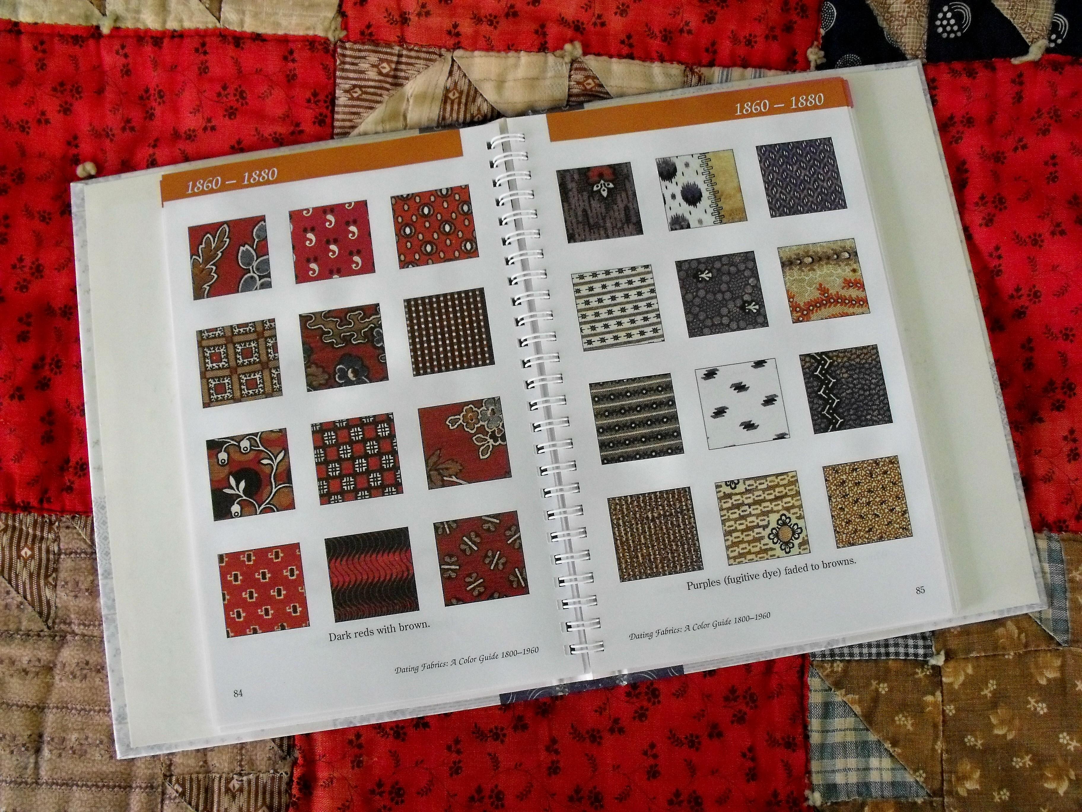 Dating fabrics 1800