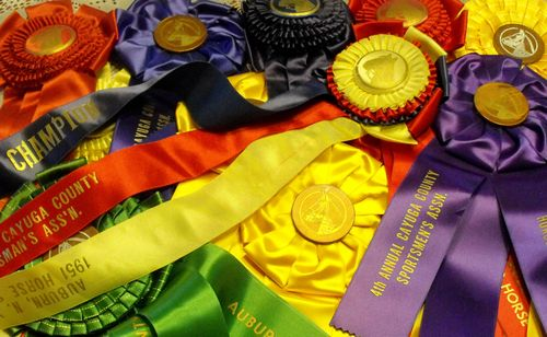All ribbons