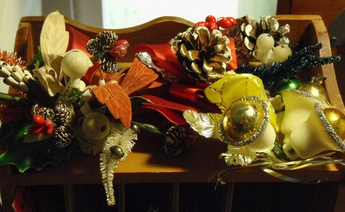 Old corsages
