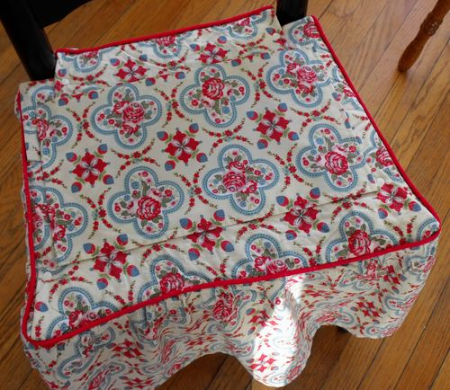 Chair skirt 2