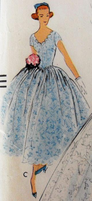 Vogue bridesmaid