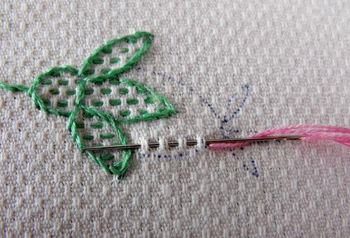 Stitch closeup 1