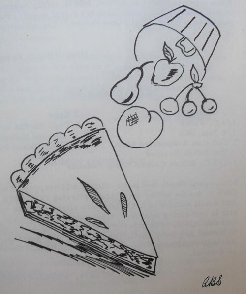Pie drawing