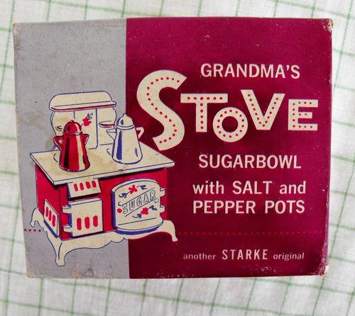 Stove box