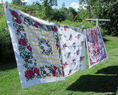Tablecloths on line