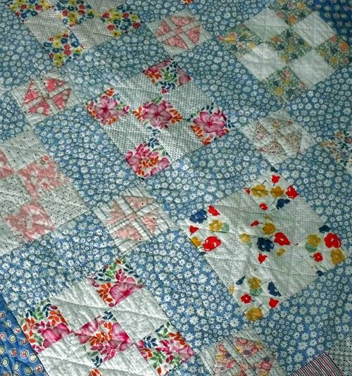A type quilt all