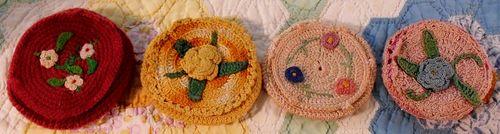 Crochet all