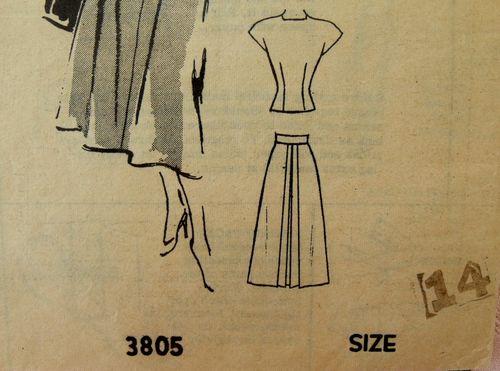 Pattern size