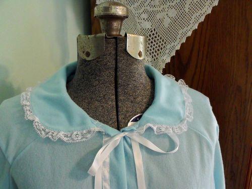 A bedjacket 1