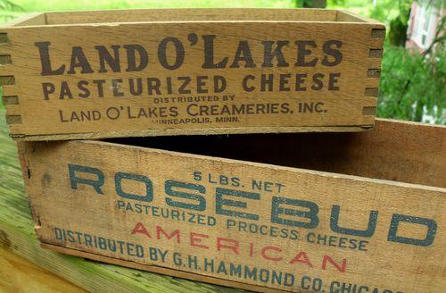 Land o lakes box