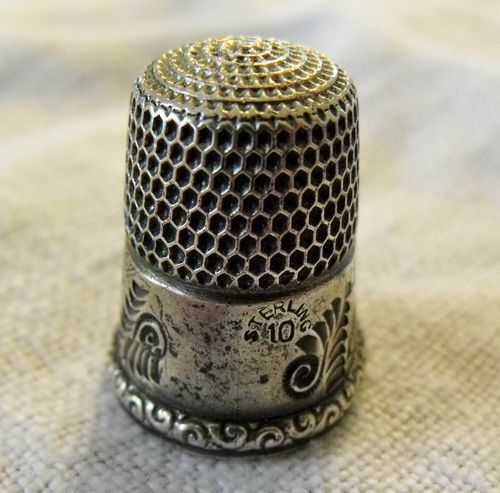 Thimble sterling
