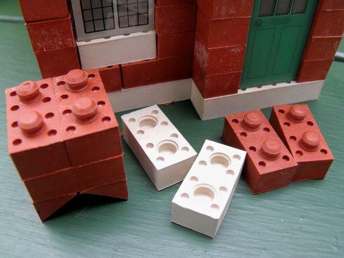 Minibrix bricks