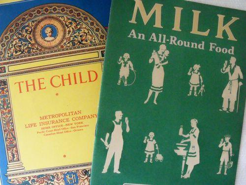 Milk cookbook