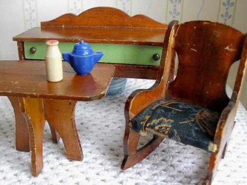 Furniture w rocker