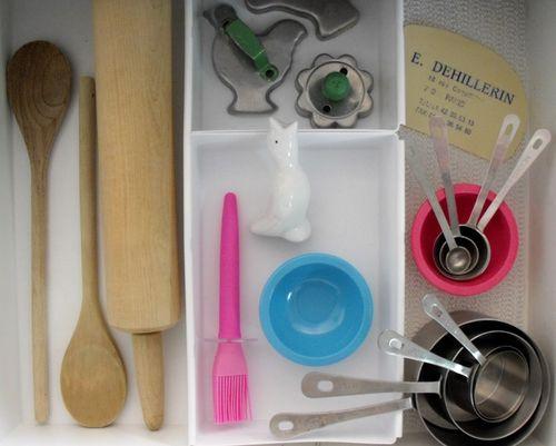 Fake drawer