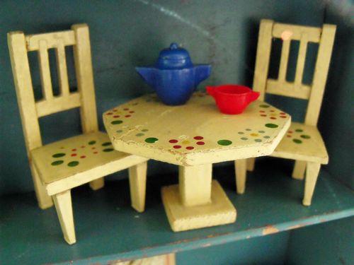 Shadow table