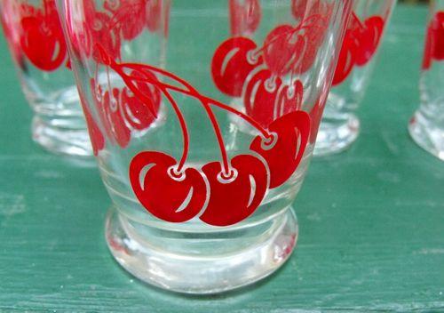 Cherry glass