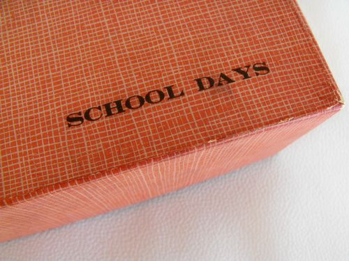 School days box