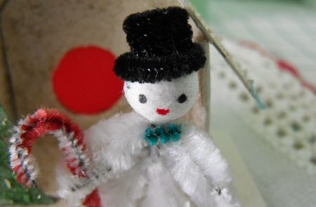 B snowman