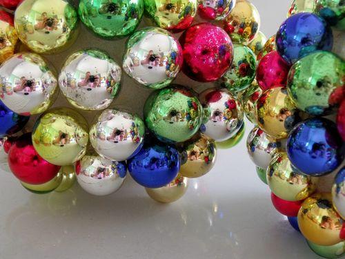Balls closeup