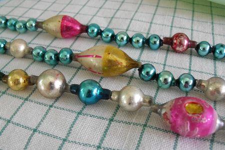 Beads restrung