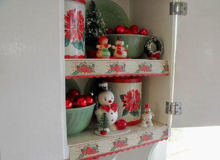 Hoosier shelves