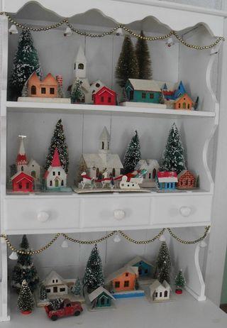 Putz shelves
