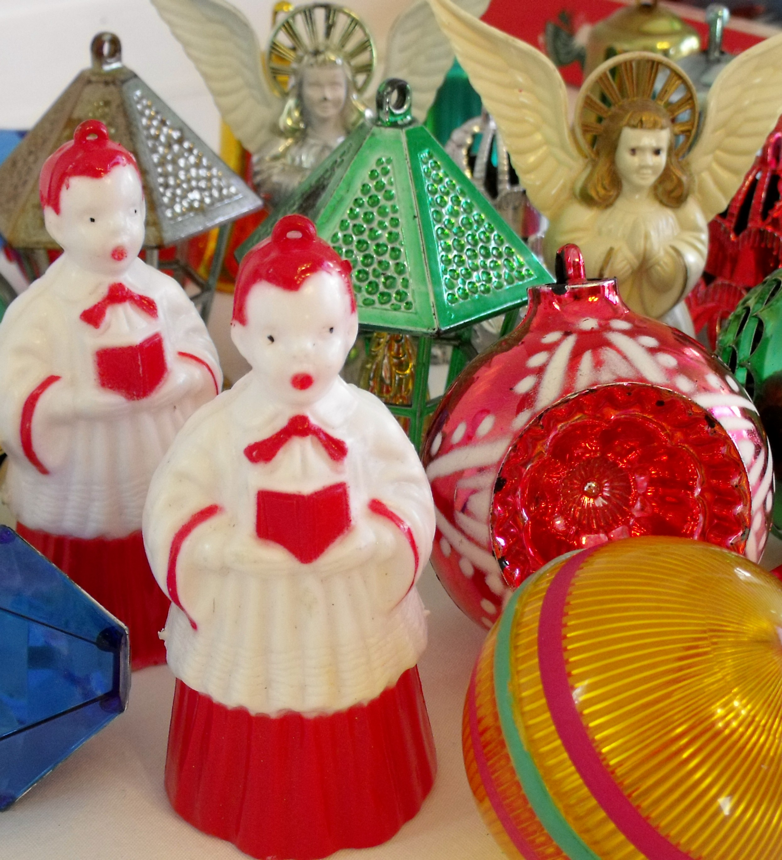 Vintage Christmas Decorations.Oodles And Oodles Everything You Wanted To Know About