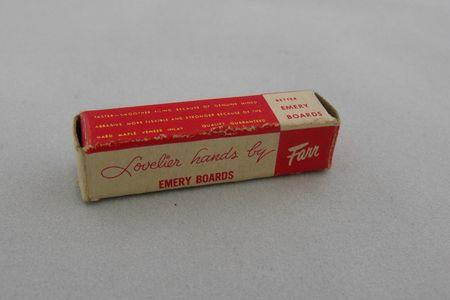 Emery box