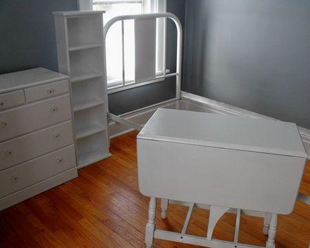 Furniture done